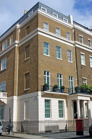 At the end of World War II when Poland became part of the Soviet Bloc, the country's President Wladyslaw Raczkiewicz and its Government in Exile were based in this Georgian building in the Belgravia district of Westminster, Central London. They remained h