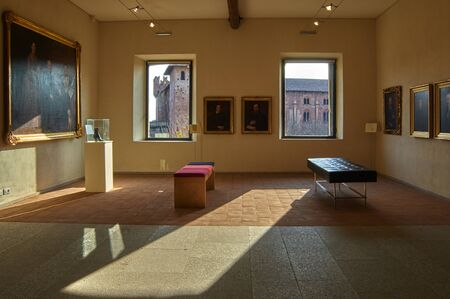 existed: International Shoe Museum Vigevano PV Editorial
