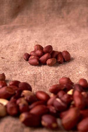 dry peanuts background. close up dry peanuts. Stok Fotoğraf