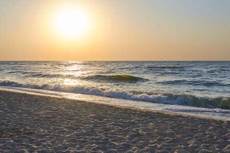 sunset and beach sunset shoot. Dramatic sky