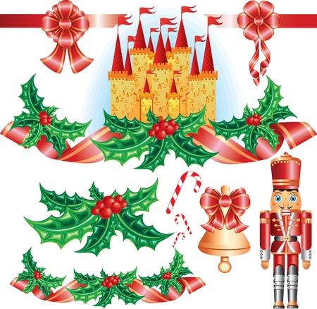nutcracker: christmas decoration