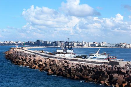 alexandria: Seashore in Alexandria