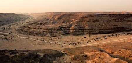 parch: The Desert Degla Valley Sahara