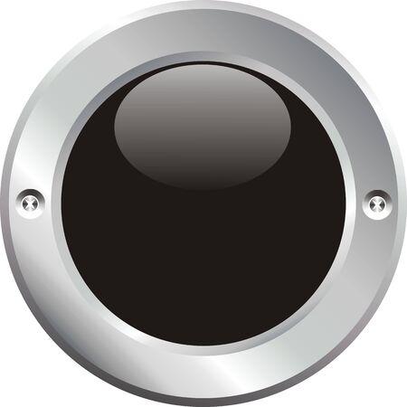 black sign Banque d'images