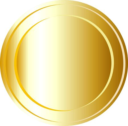 gold coin 4 Stock Photo
