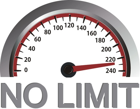faster: no limit