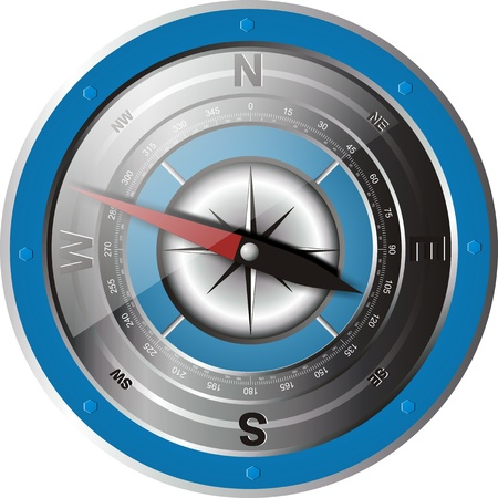 compass Stock Vector - 12579051