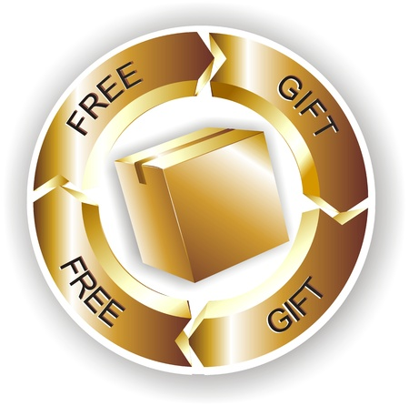 out of order: free gift Illustration