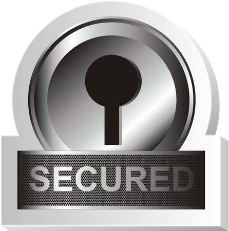 secured Banque d'images