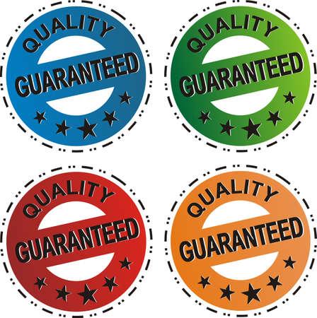 Quality Guaranteed set