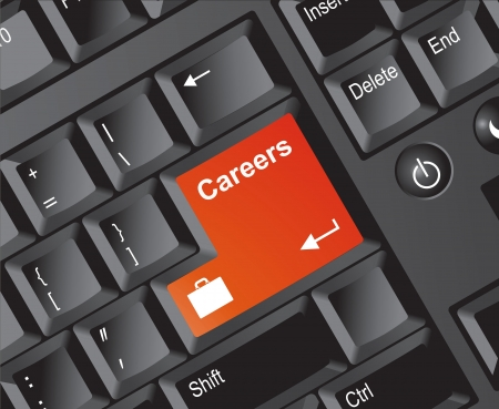 Keyboard Series Careers Orange