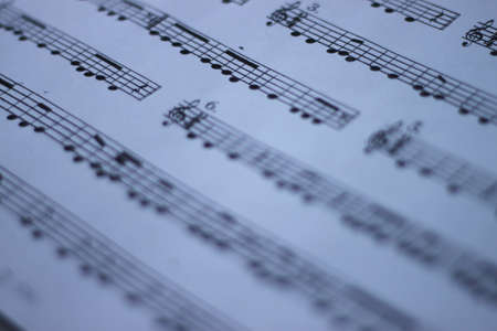 musical notation: Musical notation
