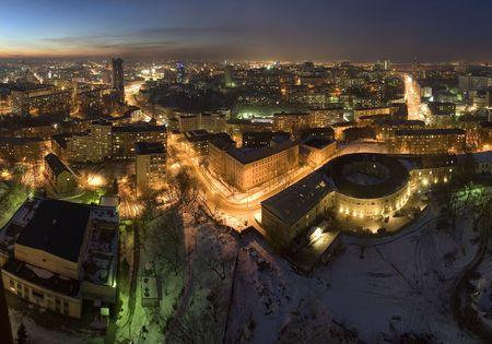 kiev: Petchersk panorama in the Kiev