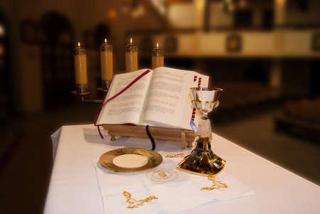 liturgy: Altar