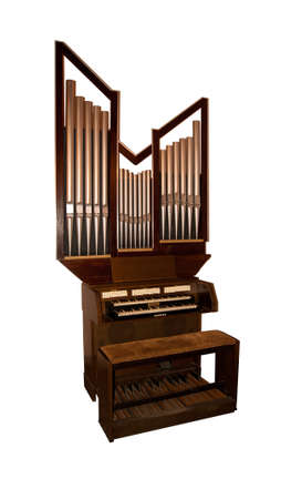timbre: Pipe organs Stock Photo