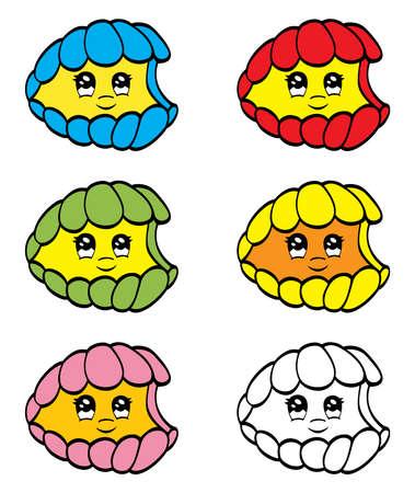 ostracean: Cute clam