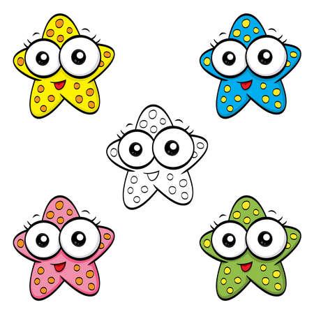star fish: Cute starfish