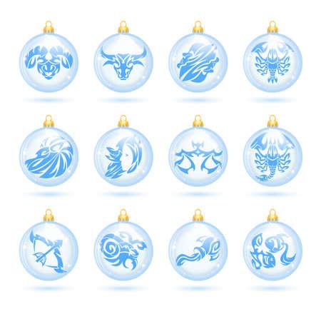water bearer: Christmas decorations