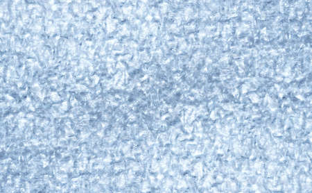 Icy texture. Heat insulation material.