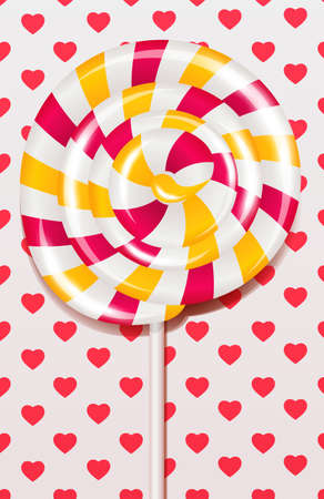 sugarplum: lollipop