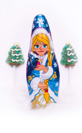 maiden: Chocolate Snow Maiden