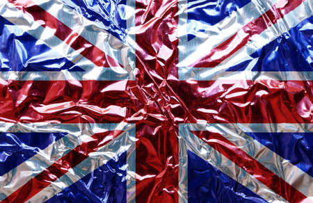 glistering: The Union Jack