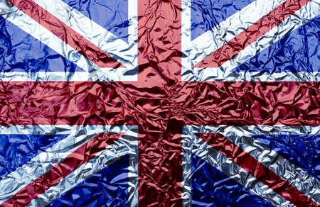 glistering: The Union Jack