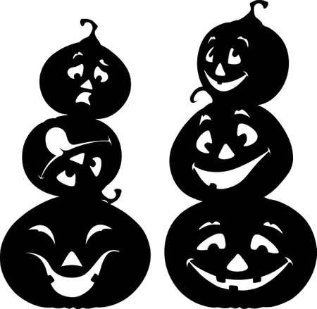 Halloween 矢量图像