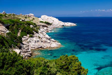 capo: Beach Sardinia Capo Testa