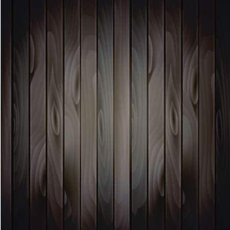 cold colors: Vector wood plank background in cold colors