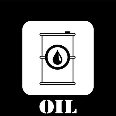 gasoline barrel symbol