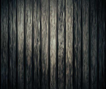 Textura de madera Ilustración de vector