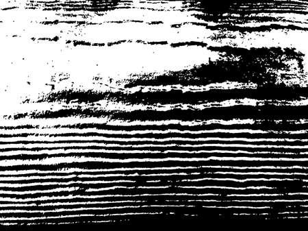 Wooden Planks overlay texture for your design. EPS10 vector. Ilustração