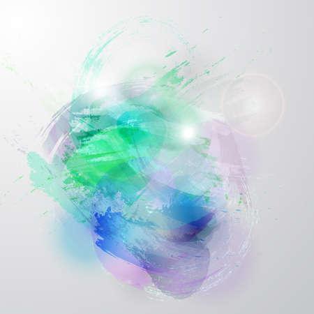 leaden: Unique vector background watercolor vector texture on white