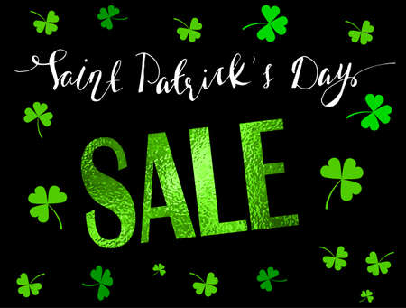 st patrick s day: St. Patrick s Day Sale Banner