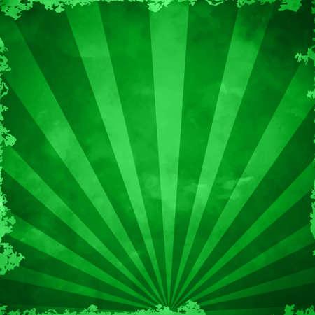 Green Grunge Background Texture