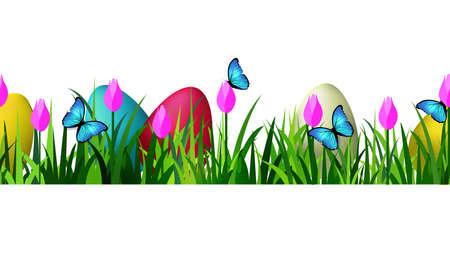 Green Grass seamless Banque d'images - 72368812