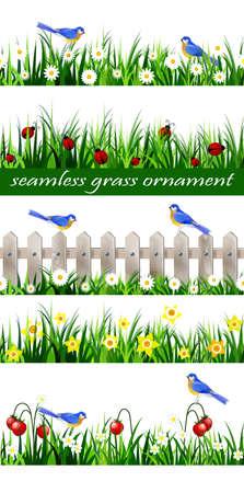 Green Grass naadloze