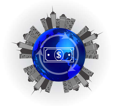 Concept for world banking