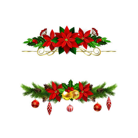Christmas elements for your designs Stock fotó - 88937140