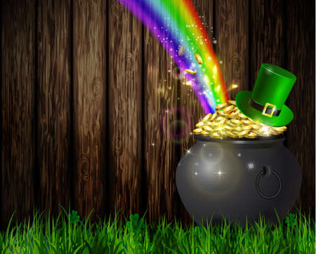 St. Patrick s Day illustration