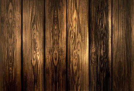Wood texture vector. Ilustração