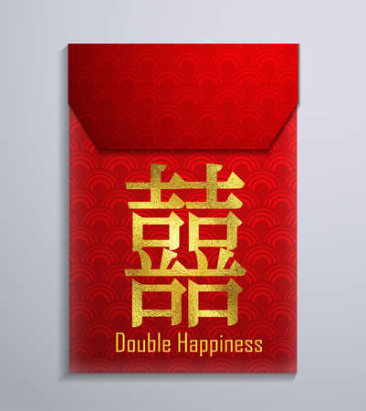 Chinese Red Envelope for New Year
