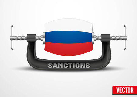 sanction: Sanctions against Russia because of annexation of the Crimea