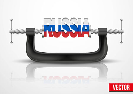 Sanctions against Russia Clamp tool