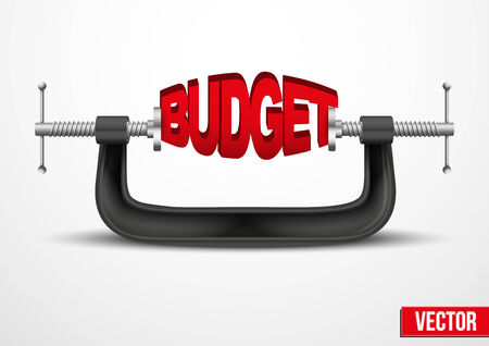 balanced budget: Budget against Russia Clamp tool