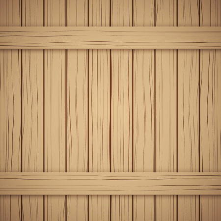 Vector Wood plank texture background. Vertical and horizontal backdrop.