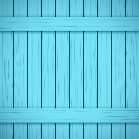 painted wood: Vector Painted Wood Backdrop. Blue color. Vertical and horizontal.