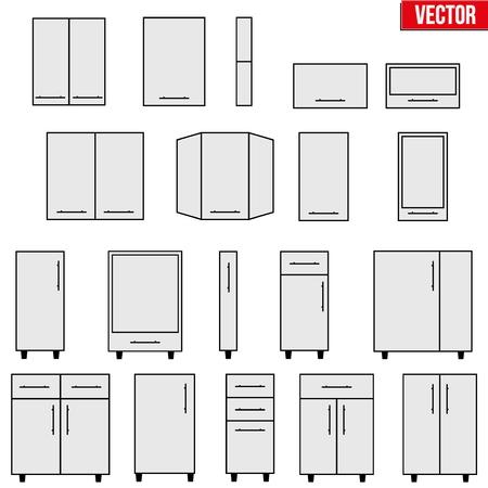 Awesome Moduli Per Cucine Componibili Images - Design & Ideas 2018 ...