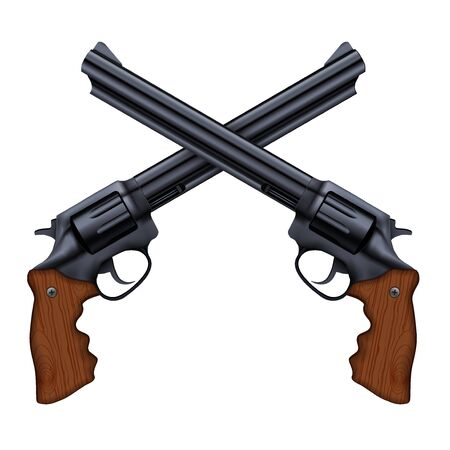 Cross of Black Revolvers.
